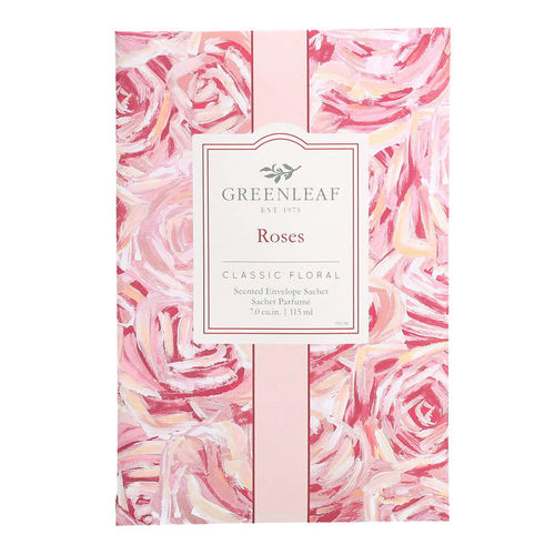 "Duftsachet Large ""Roses"" 115ml, Greenleaf"
