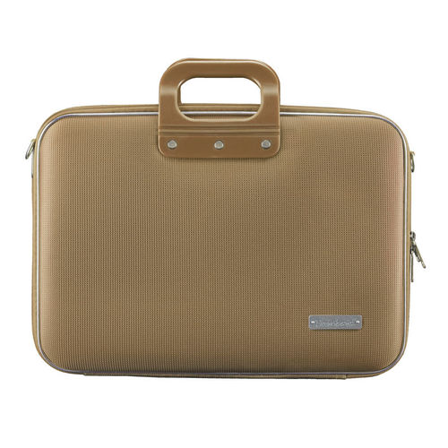 "Laptoptasche Business Nylon 15"", beige-taupe 
