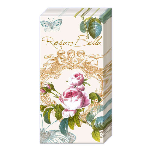 "Papiertaschentücher ""Rose de Printemps"", Ideal Home Range IHR"