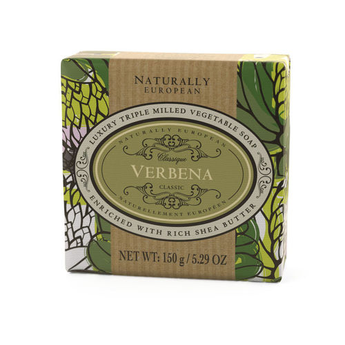 """Verbena"" Seife, Naturally European, The Somerset Toiletry Company"