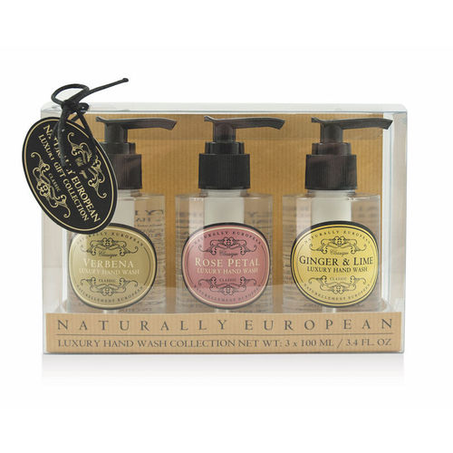 Hand Wash Collection, Naturally European, The Somerset Toiletry Company