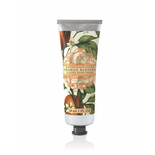 """Orange Blossom"" Handcreme, AAA Floral 60ml, The Somerset Toiletry Company"