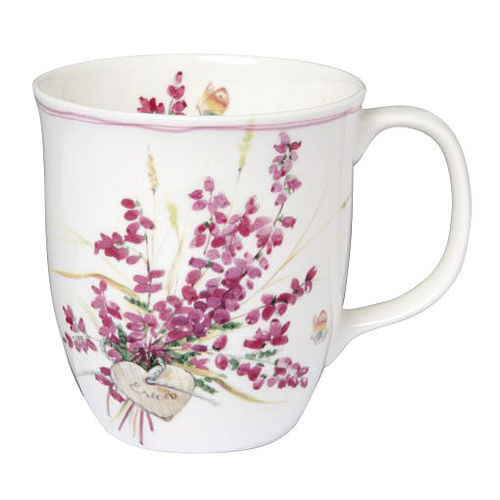 "Bone China Country Becher ""Erica"", Ideal Home Range IHR"