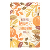 Leaves & Pumpkins - Greenleaf, WillowBrook