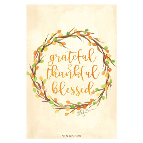 "Duftsachet Large ""Grateful - Thankful - Blessed'"" 115ml, WillowBrook"