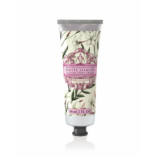 """White Jasmine"" Handcreme, AAA Floral 60ml, The Somerset Toiletry Company"