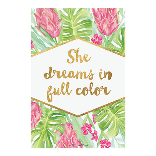 "Duftsachet Large ""She dreams in full color'"" 115ml, WillowBrook"