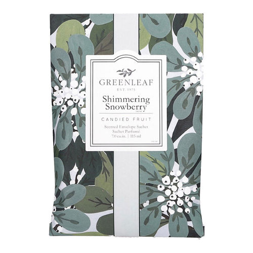 "Duftsachet Large ""Shimmering Snowberry"" 115ml, Greenleaf"
