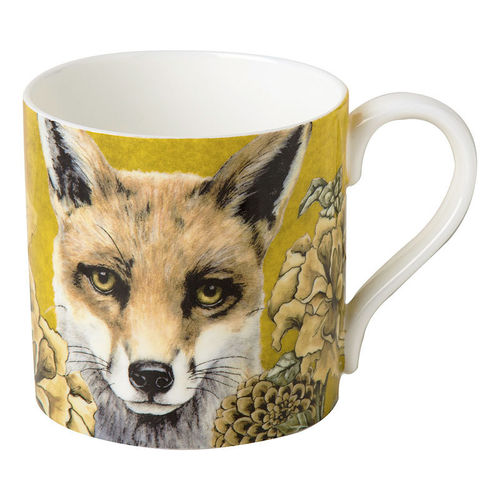 "Bone China Becher ""Fox Tale"", Ideal Home Range IHR"